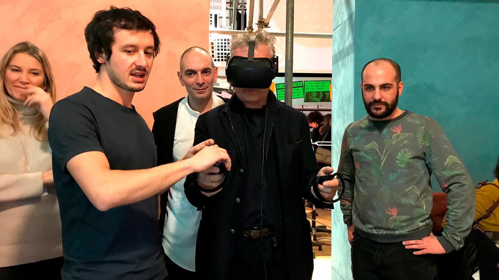 Future Nomad: guests Stefano Boeri
